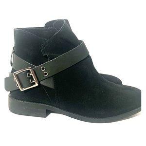 ASOS Moto Buckle Boot